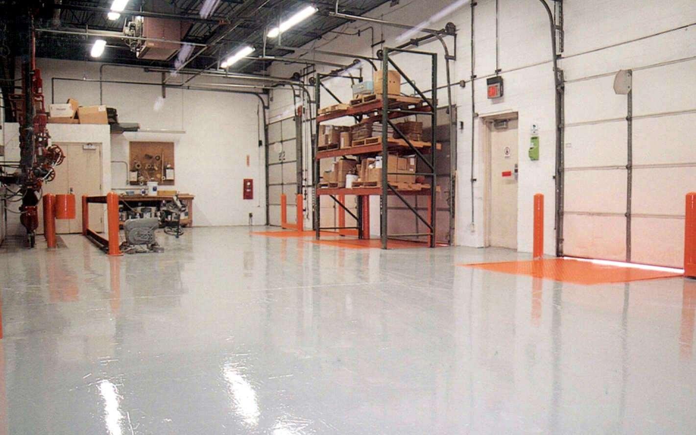 Industrial Floor Coatings Spray Clad Uk Floor Specialists